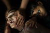 A Bhopal story, India (silvia.alessi) Tags: face eyes travel contrast light photojournalism people bhopal children ngc india