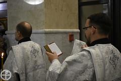 Всенощное бдение в канун праздника Богоявления