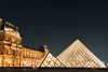 Louvre (lyrks63) Tags: louvre museedulouvre musuem musée bynight night nightscape nuit pyramides pyramids france europe canon canoneos canon700d canon700 cityscape city paris eos700d eos architecture