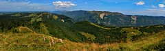 On top of Crêt de Chalam (Eric@focus) Tags: hautjura panorama view wide hike randonnée crêt top ain greatphotographers