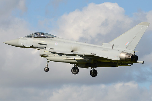 Eurofighter Typhoon FGR.4 'ZK343'