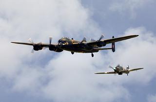 Lancaster & Hurricane