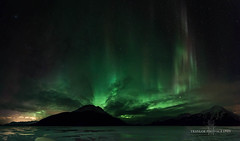 Last years lights (Traylor Photography) Tags: northernlights portage panorama auroraborealis twentymileriver landscape anchorage alaska unitedstates us