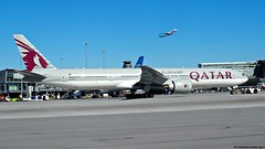 P4140426 TRUDEAU (hex1952) Tags: yul trudeau boeing qatar b777 qatarairlines