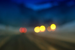 Winter Blur (jasohill) Tags: 2018 dream color winter nature abstract conceputual cold lights adventure warm blend photography fog blur japan mind