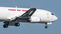 Royal Air Maroc CN-ROX pmb19-00802 (andreas_muhl) Tags: 737300 boeing boeing7373m8 cnrox cargo eddf fra feb2018 frankfurt aircraft airplane aviation planespotter planespotting royalairmaroc