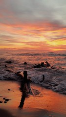 Runner's delight (ossington) Tags: sunrise beautiful stunning driftwood scarborough