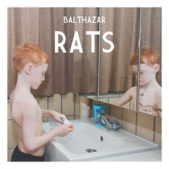 2012_Balthazar_Rats_2012 (Marc Wathieu) Tags: rock pop vinyl cover record sleeve music belgium coverart belgique pochette cd indie artwork vinylcover sleevedesign