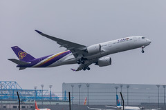 THAI A350-941 (Rami Khanna-Prade) Tags: aeroporttoulouseblagnac toulouseblagnacairport avgeek a350xwb a350 aviation plane planeporn aircraft toulouse ‎airbus thaiairwaysinternational thaiairways thai thailand airlines flight iflythai thaicrew fly flightcrew airplane planespotting instaplane instaaviation airport travel planespotter aviationlovers staralliance skhoraphum fwwiw msn185 avporn aerophotography aviationphotography aeroplane aviationphoto aviationgeek xwb planespotters jetlife airbuslovers megaplane airline spotting airbus tls lfbo a350941 a359 hsthl