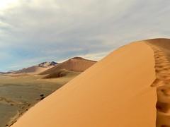 Driving through the Namib Desert (197travelstamps) Tags: namibia africa namib desert travel 197travelstamps adventure dune dune45 45 sossusvlei sesriem naukluft national park
