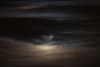 Now You Don't... (Geraldine Curtis) Tags: moon bluemoon clouds morley derbyshire