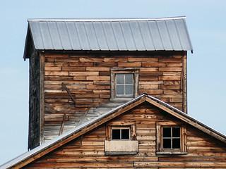 A favourite, well-kept barn