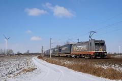 P1460895 (Lumixfan68) Tags: eisenbahn züge loks baureihe 241 185 bombardier traxx drehstromloks elektroloks hectorrail güterzüge