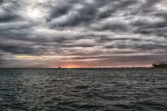 Mallory park sunset (sumnerbuck) Tags: keywest florida sunset water