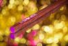 Chopstick(s) (Karsten Gieselmann) Tags: apertureblending bokeh braun dof domiplan50mmf28 em5markii gelb gold kunstlicht lila macromondays microfourthirds olympus rot schärfentiefe vintagelens artificiallight brown golden kgiesel m43 mft purple red violett yellow stick chopstick