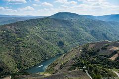 Cañones río Sil (cvielba) Tags: barco cañones doade espacionatural lugo mirador penadecastelo rio sil