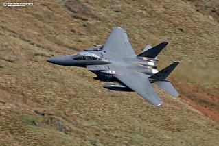 92-0364 McDonnell Douglas F-15E Strike Eagle