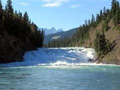 Bow Falls (D-Stanley) Tags: falls bow river banff alberta canada