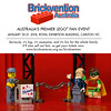 Brickvention Ticket Giveaway (Frost Bricks) Tags: brickvention lego fan event ticket giveaway