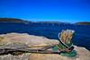 IMG_0348 (edzwa) Tags: seascape water ocean harbor sydneyharbour sydney australia landscape clouds rocks boats sundaylights