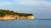 Pictured Rocks Lakeshore ((JAndersen)) Tags: picturedrocksnationallakeshore lakesuperior upperpeninsula michigan usa nikon flickr landscape sunrise chapel beach