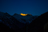 Golden Mountain (GauravNegi) Tags: nature mountains snow sun rays sunrays sky beautyinnature blue clearsky landscape nopeople outdoors scenics winter harsil tranquality uttarakhand uttarakhandtourism cold coldtemperature pic photo photography photos beautiful india golden