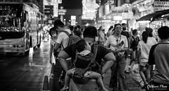 Surviving another night towards 2018 (gunman47) Tags: 2 2017 asia b bw bangkok christmas december east efex mono monochrome pro sepia siam silver south thai thailand w black forgotten needy night people photography street survival white krungthepmahanakhon