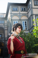 Lady Viscount Hawke cosplay DA2 (DrosselTira) Tags: luccacomics2016 cosplay marian hawke fhawke femhawke fem female dragon age ii 2 dragonageii dragonage dragonage2 daii da da2 dai inquisition cosplayer armor armour fenris fenhawke lingerie underwear budoir costume outfit dress version mage thief rogue warrior x fenrisxhawke fenrisxmarian marianxfenris champion kirkwall dw dual wiel weild feels love story lovestory bioware kiss romance daggers finesse spider heart fan art fanart picture pictures craft mantle lady hawk finery clothes red fancy amell estate vessel symbol mark