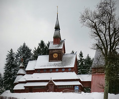 Stabkirche Hahnenklee (bestauf) Tags: stabkirche harz hahnenklee goslar