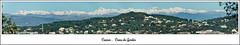 Au sommet de La Croix des Gardes à Cannes  01 (M.J.Woerner) Tags: croixdesgardes naturepark nature park cannes panorama view viewpoint côted´azur
