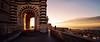 Marseille - coucher de soleil depuis Notre-Dame-de-la-Garde (olivierurban) Tags: marseille france îles frioul notredame couchant sonyilce7m2 voigtlanderheliarhyperwide10mmf56