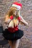 Of Corsets Christmas - Meredith - Day 16 (edwicks_toybox) Tags: 16scale tbleague basquecorsetdress blonde corset femaleactionfigure femaleshooter highheels phicen santahat seamlessbody superduck verycool