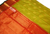 GDL006009A (Anivartee.) Tags: handwoven silk saree
