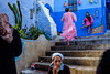 Chefchaouen, Morocco, October 2017 (ZTarek) Tags: fuji fujifilm fujix fujix70 fujinon colorful colourful colors colours street streetphotography streetphoto streetshot streettogs streetcolour streetphotographer streetphotographers streets streeshot urbanstreetphotography morocco maroc travel voyage people shapes layers