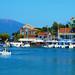 Fiskardo Port, Kefalonia