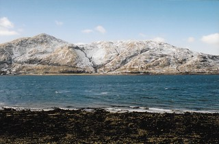 Loch Linnhe - February 2001