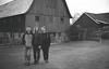 Family at Dodge Barn (John's Vintage Cameras) Tags: exakta ihagee vintage slr film analog madeingermany 35mm fomapan foma steinheil 40mm