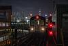 Nr 7 (reinaroundtheglobe) Tags: ny nyc newyorkcity newyork queens transp transportation metroline metro metrostation buildings urban urbanlandscape city nightphotography