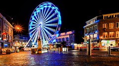 Namur en Fête (YᗩSᗰIᘉᗴ HᗴᘉS +13 000 000 thx) Tags: granderoue christmas namur namurbynight fuji color belgium belgique hensyasmine yasminehens