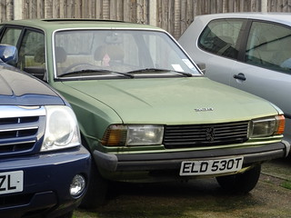 1979 Peugeot 305