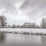 Winter Panorama, Odijk, Netherlands - 0425 thumbnail