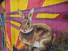 Big Bunny (bmeabroad) Tags: rabbit gwsf foundinsf