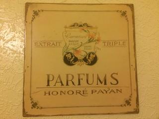 Parfums francais.