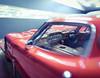 Marcos (Edd Noble) Tags: bokeh bokehpanorama bokehrama bokehpano brenizermethod microsoftice sonya7 sonyfe85mmf18 red car haynesmotormuseum carmuseum interior