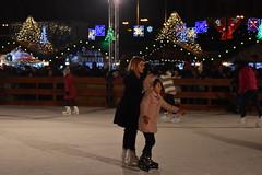 Bucharest Christmas Market 2017 (WT_fan06) Tags: bucharest bucuresti christmas market targ craciun artsy aesthetic night noapte light lumina brad tree tradition traditional happynewyear newyear 2017 iarna winter city nikon d3400 romania patinoar ice skating