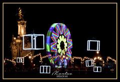 NORIA / Gabonetako Azoka (MONTXO-DONOSTIA) Tags: navidad gabonak donostia noria luces color noche mercado
