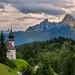 Maria Gern @Berchtensgadenerland Bayern