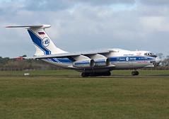 RA-76950 Il-76TD-90VD (Irish251) Tags: ra76950 76950 ilyushin 76 il76 il76td volga dniepr cargo airlines dub eidw dublin airport ireland