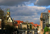 Winter Afternoons (YIP2) Tags: city dordrecht town streetview urban sky clouds weather winter architecture vintage old holland house bridge
