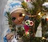 Merry Christmas to all who celebrate it today! (Maram Banu) Tags: doll bjd fairyland littlefee baby marambanu rara